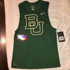 College Dri fit Nike Tee